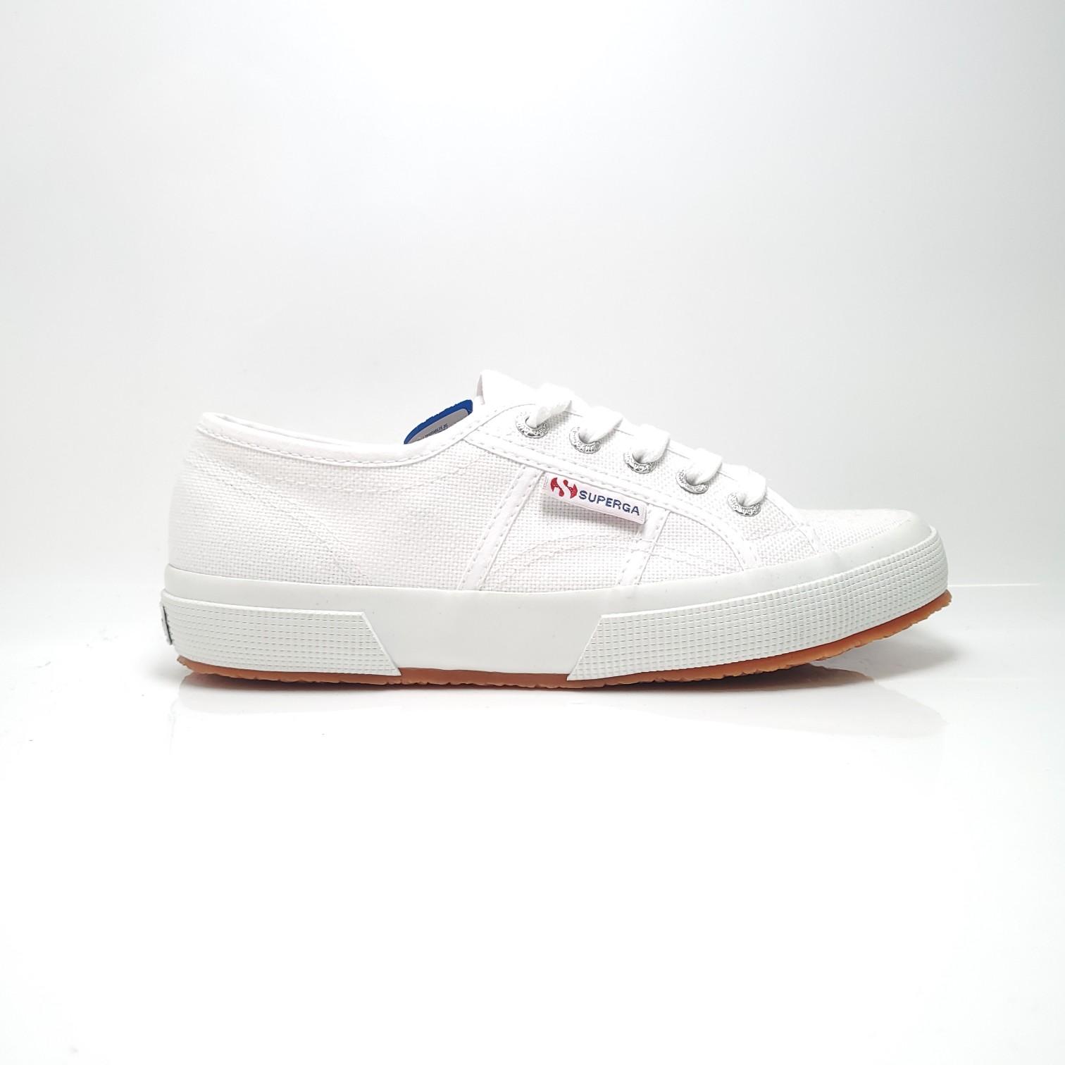 SUPERGA 2750 WHITE