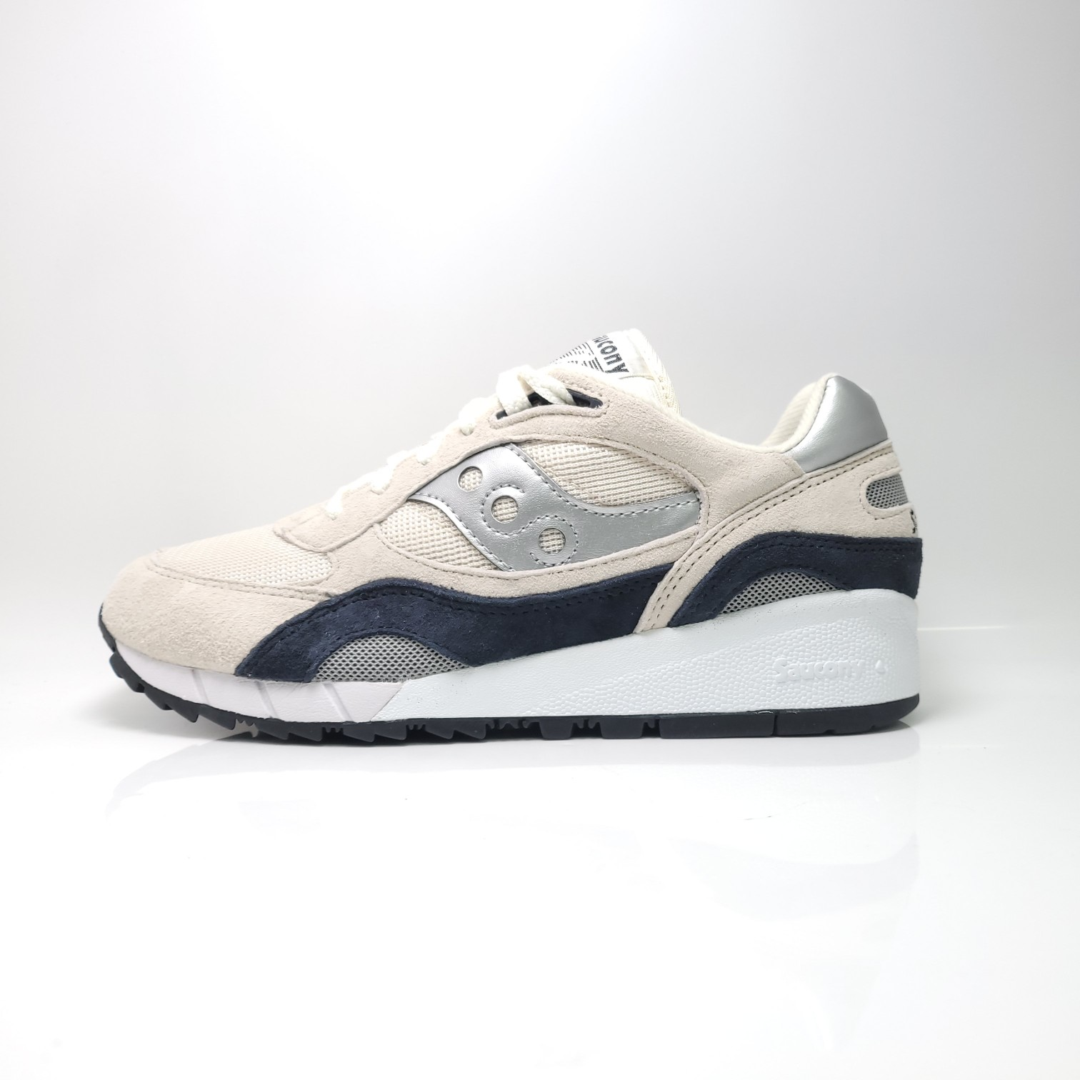 SAUCONY SHADOW 6000 Off White