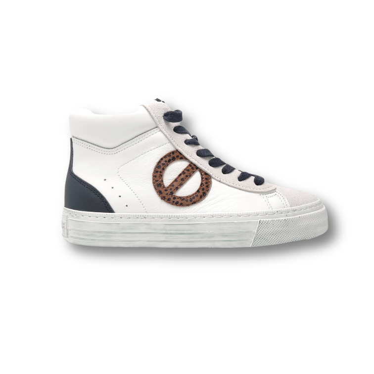 NO NAME STRIKE MID CUT Nappa / Cow Suede