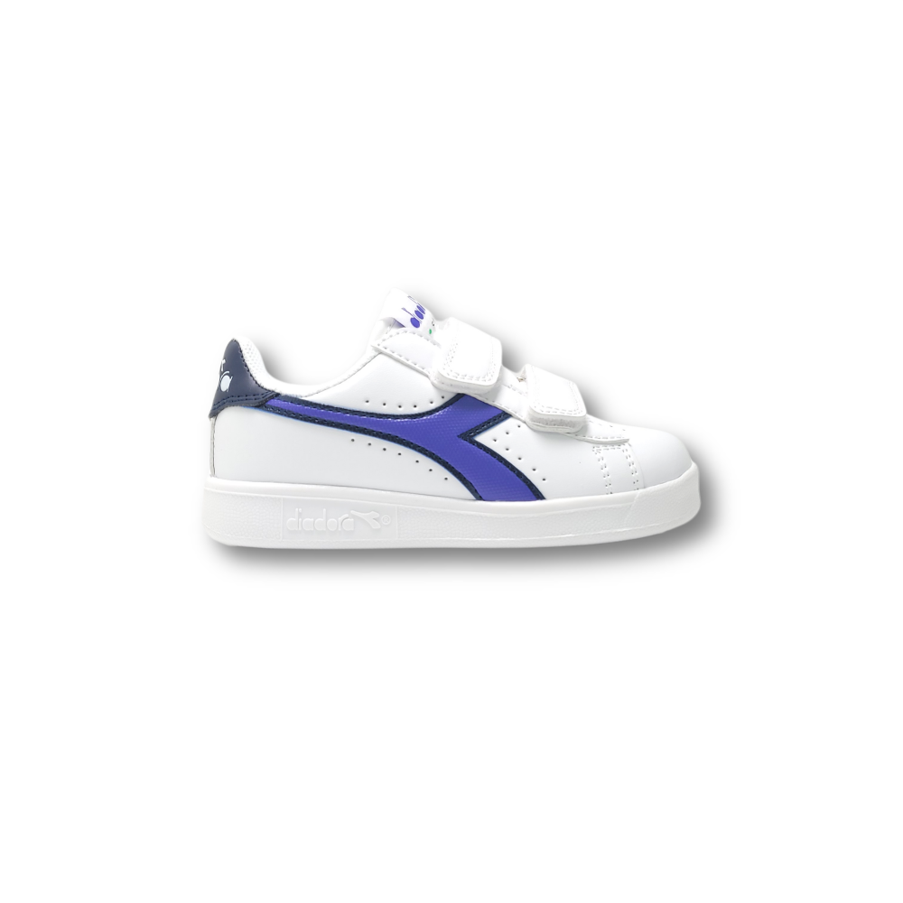 DIADORA GAME P WHITE/BLUE