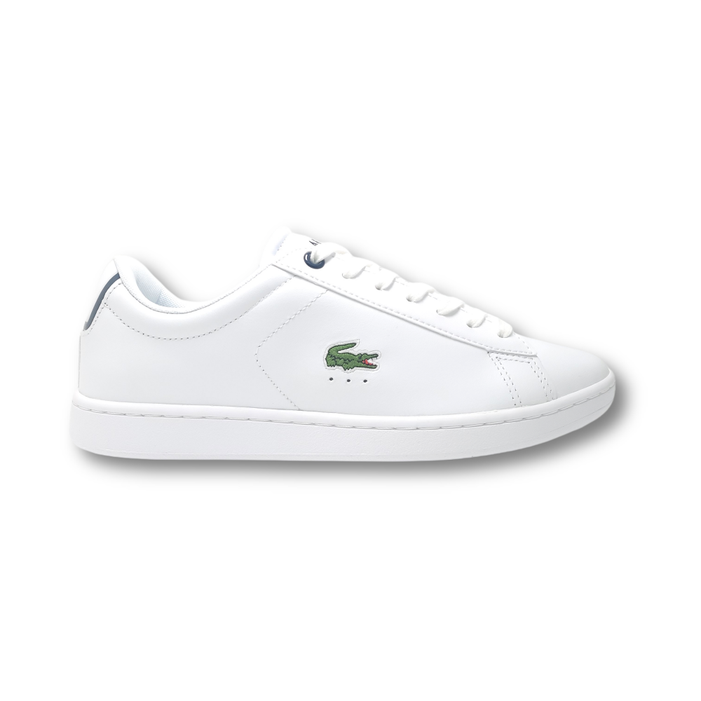 LACOSTE CARNABY WHITE/NAVY